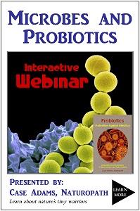 microbes and probiotics webinar