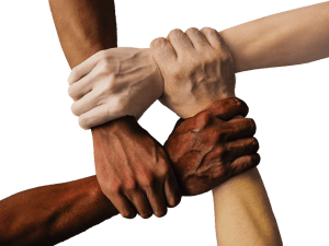 healing touch with empathy