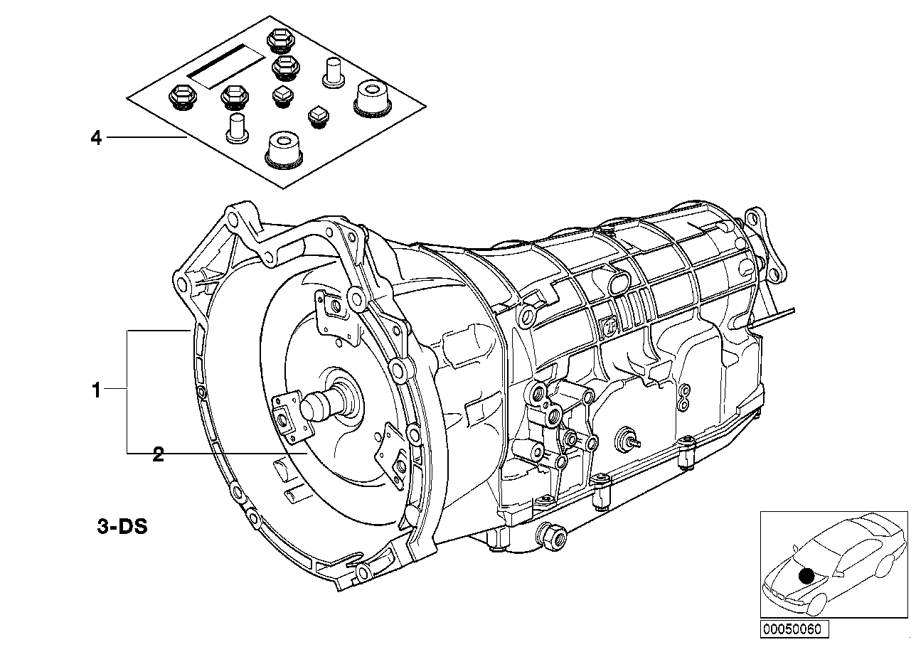 E34 525i Manual Transmission
