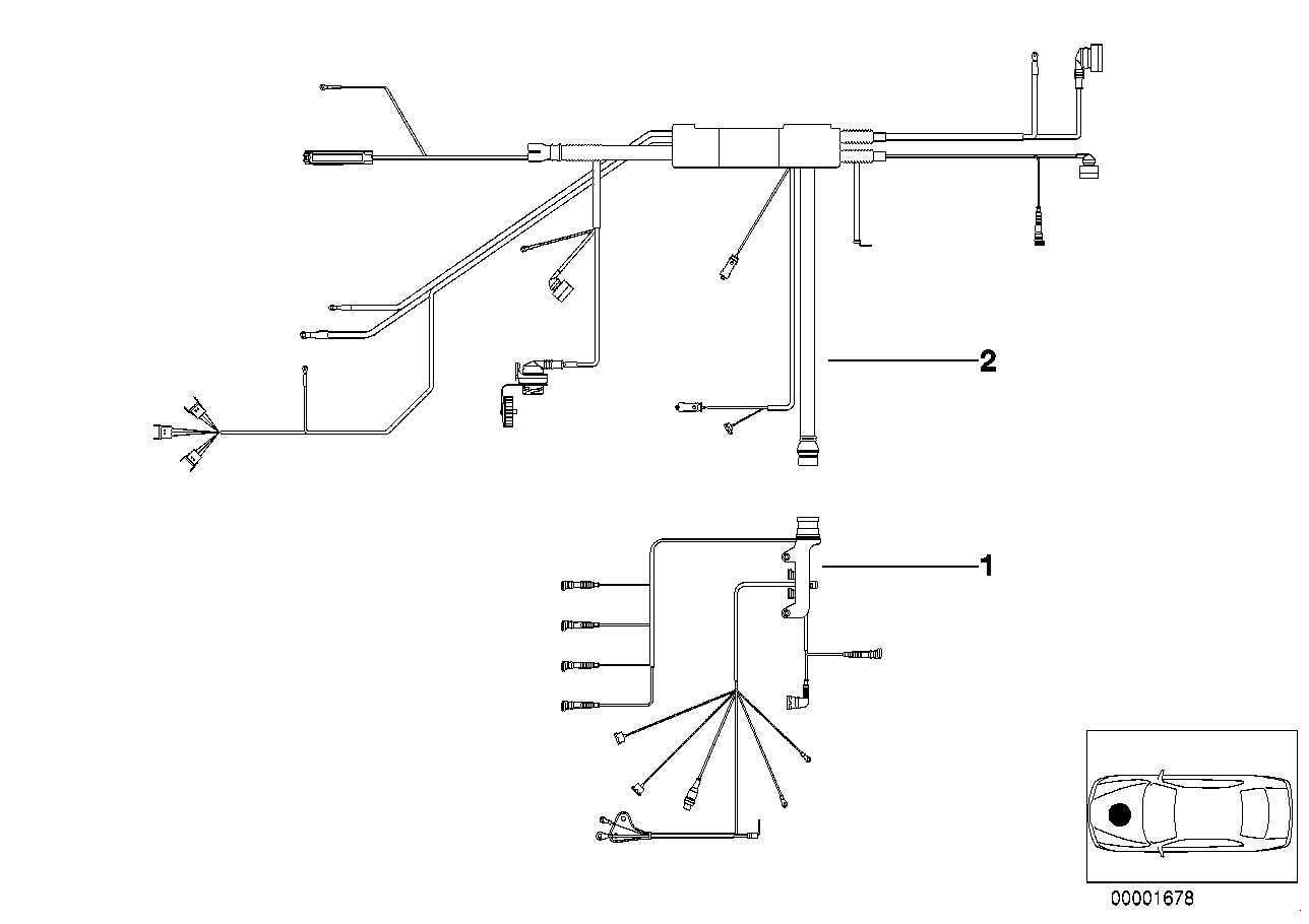 hight resolution of engine wiring harness