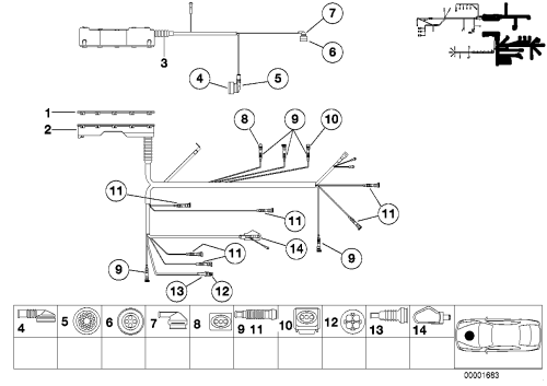 small resolution of plug terminal engine wiring harness