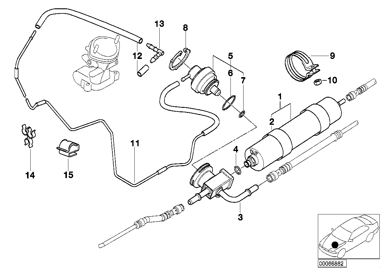 Bmw Fuel Pressure Diagram