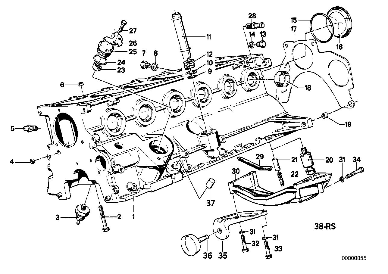 Bmw E30 Engine Diagram • Wiring Diagram For Free