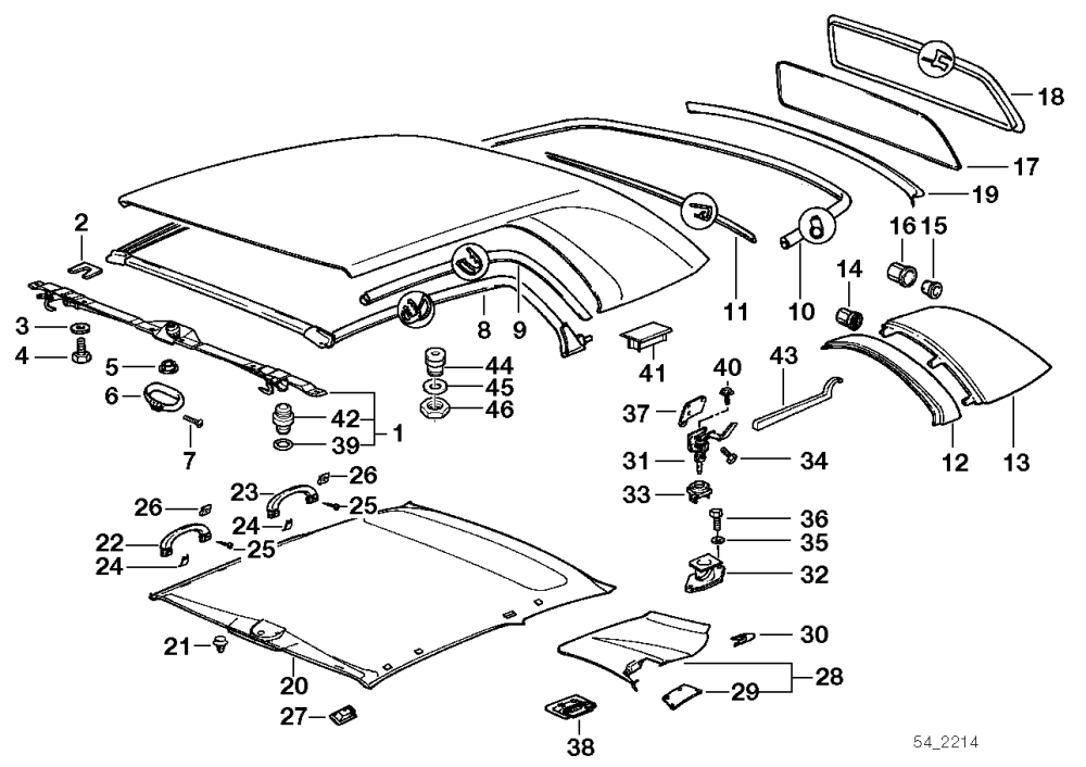 medium resolution of e36 parts diagram wiring diagram for you bmw 325i convertible bmw 325i parts diagram