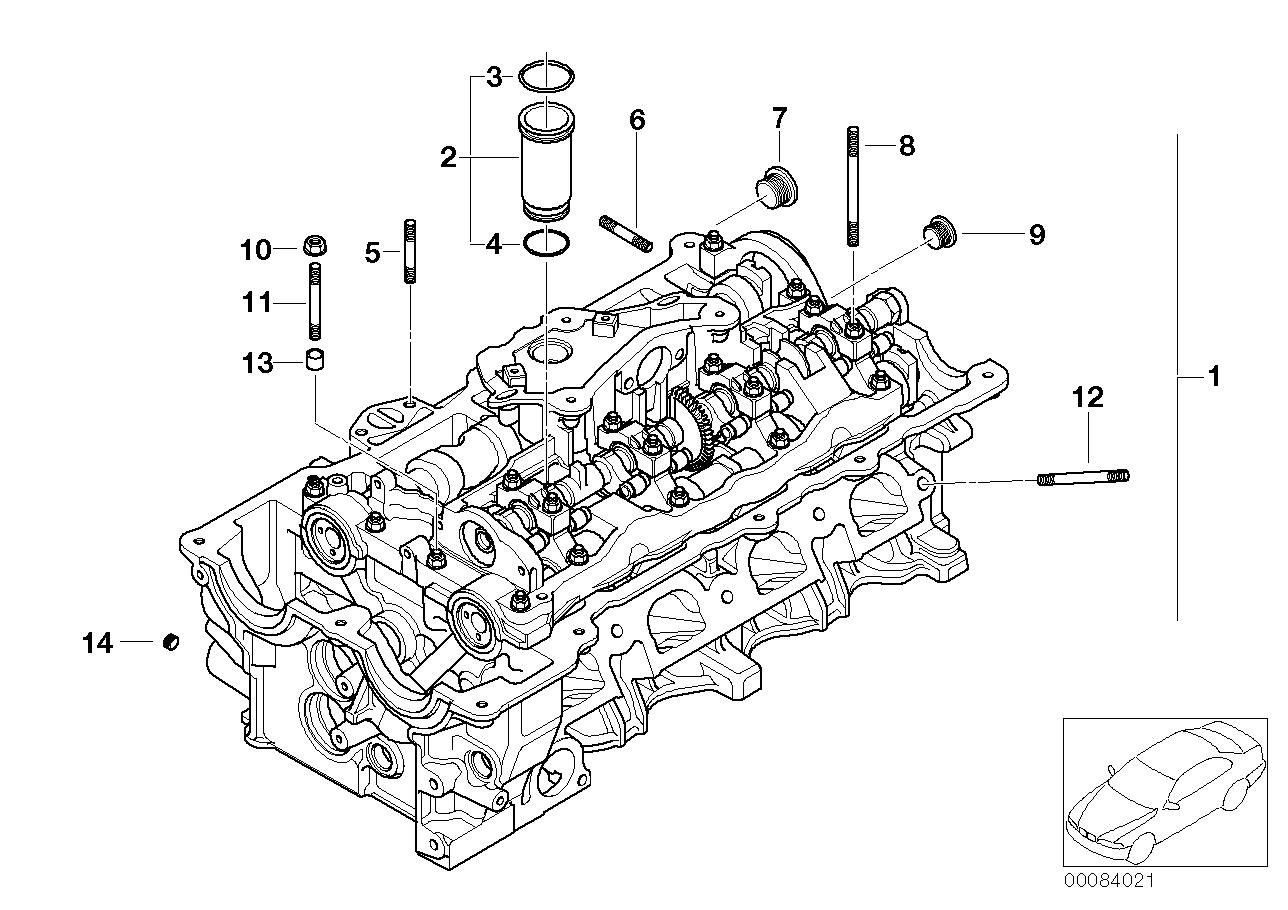 Bmw N62 Engine Diagram