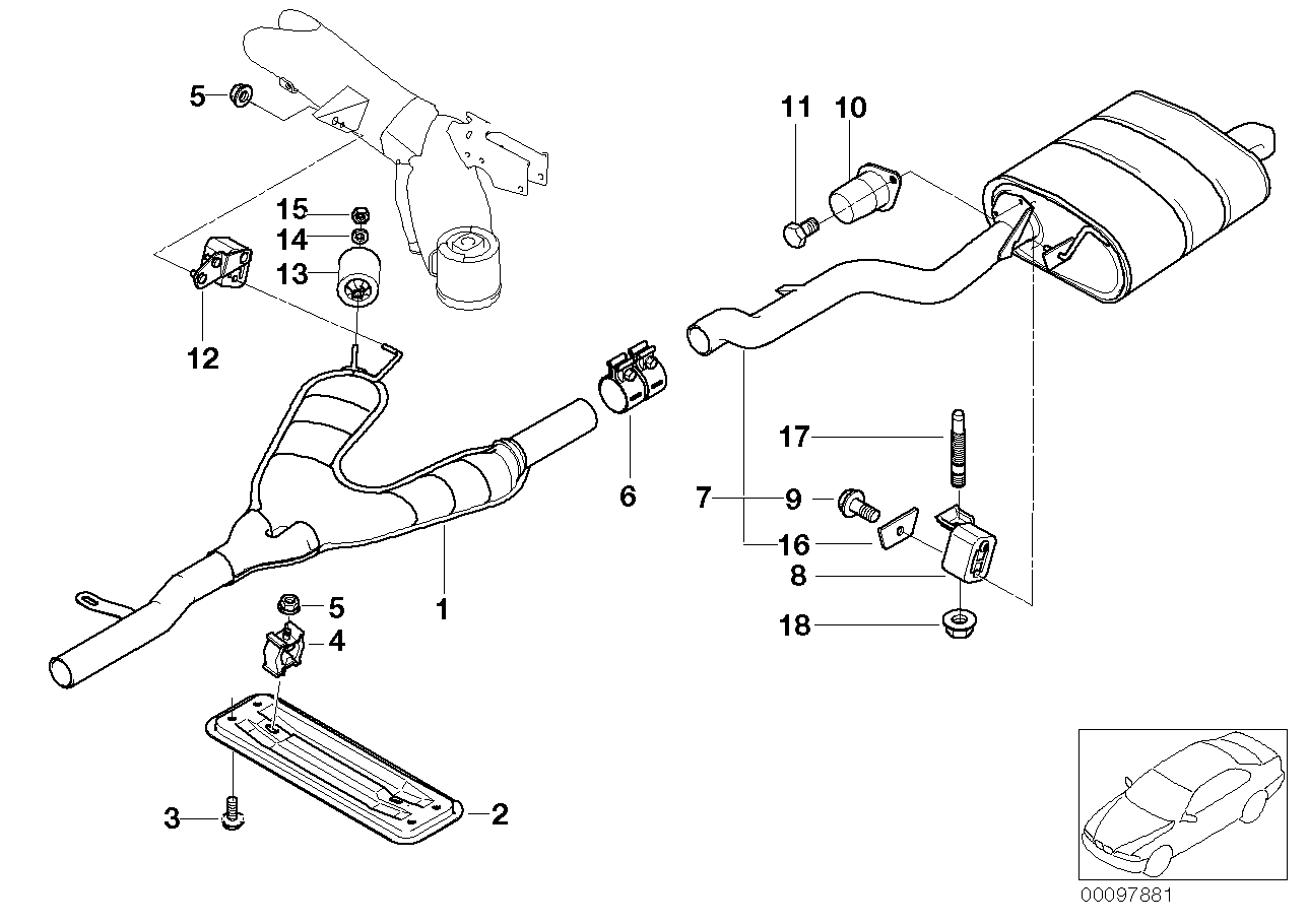 hight resolution of e39 528i exhaust diagram wiring diagram forward bmw e39 528i exhaust system e39 528i exhaust diagram