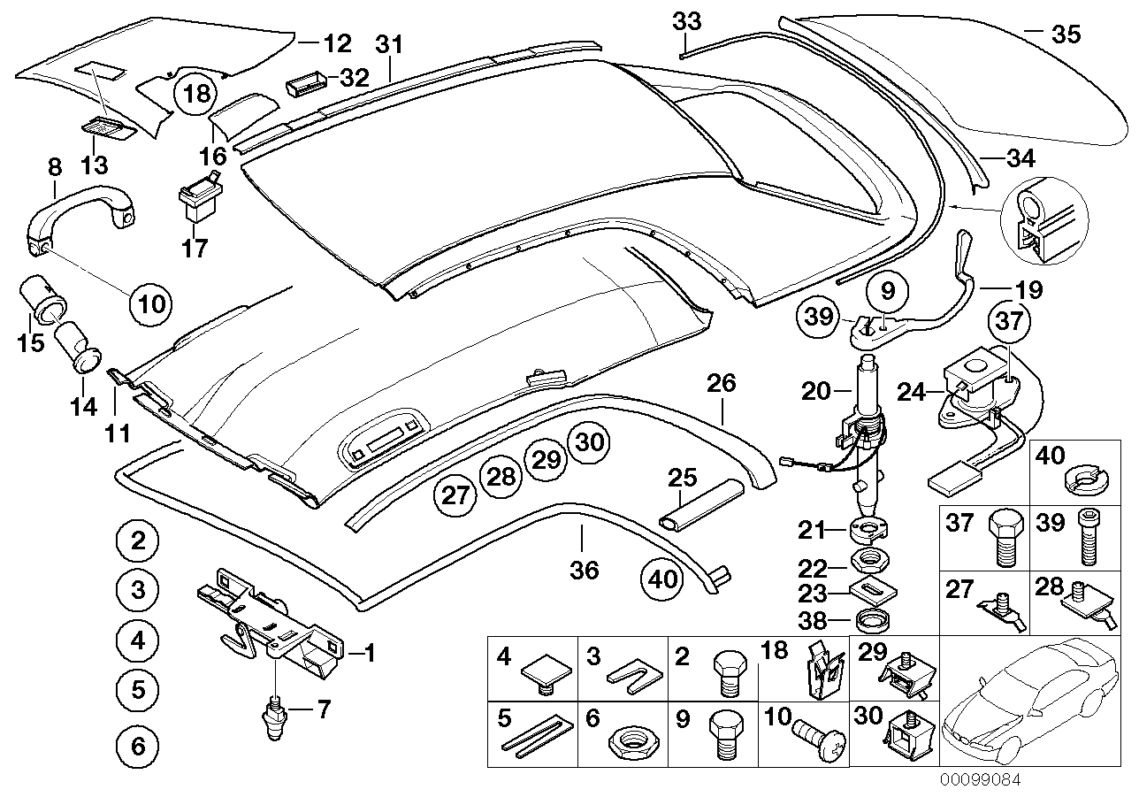 Bmw E36 Convertible Top Wiring Diagram $ Download-app.co