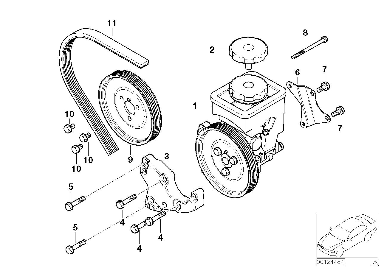 Power Steering Hydraulic Pump | Wiring Diagram Database