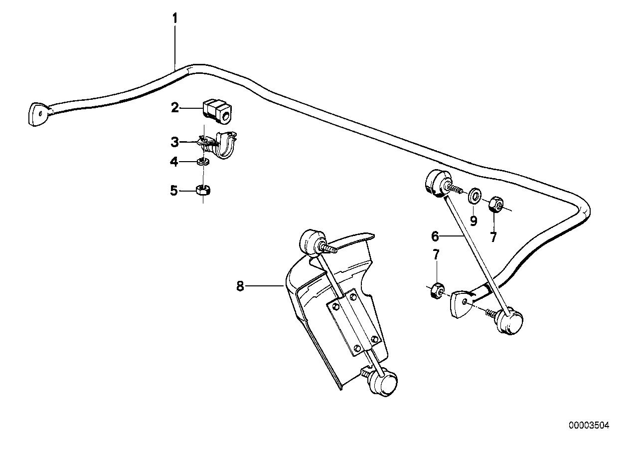 E34 530i V8 manual