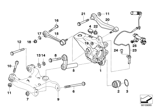 small resolution of 2006 bmw x5 rear suspension diagram best wiring library