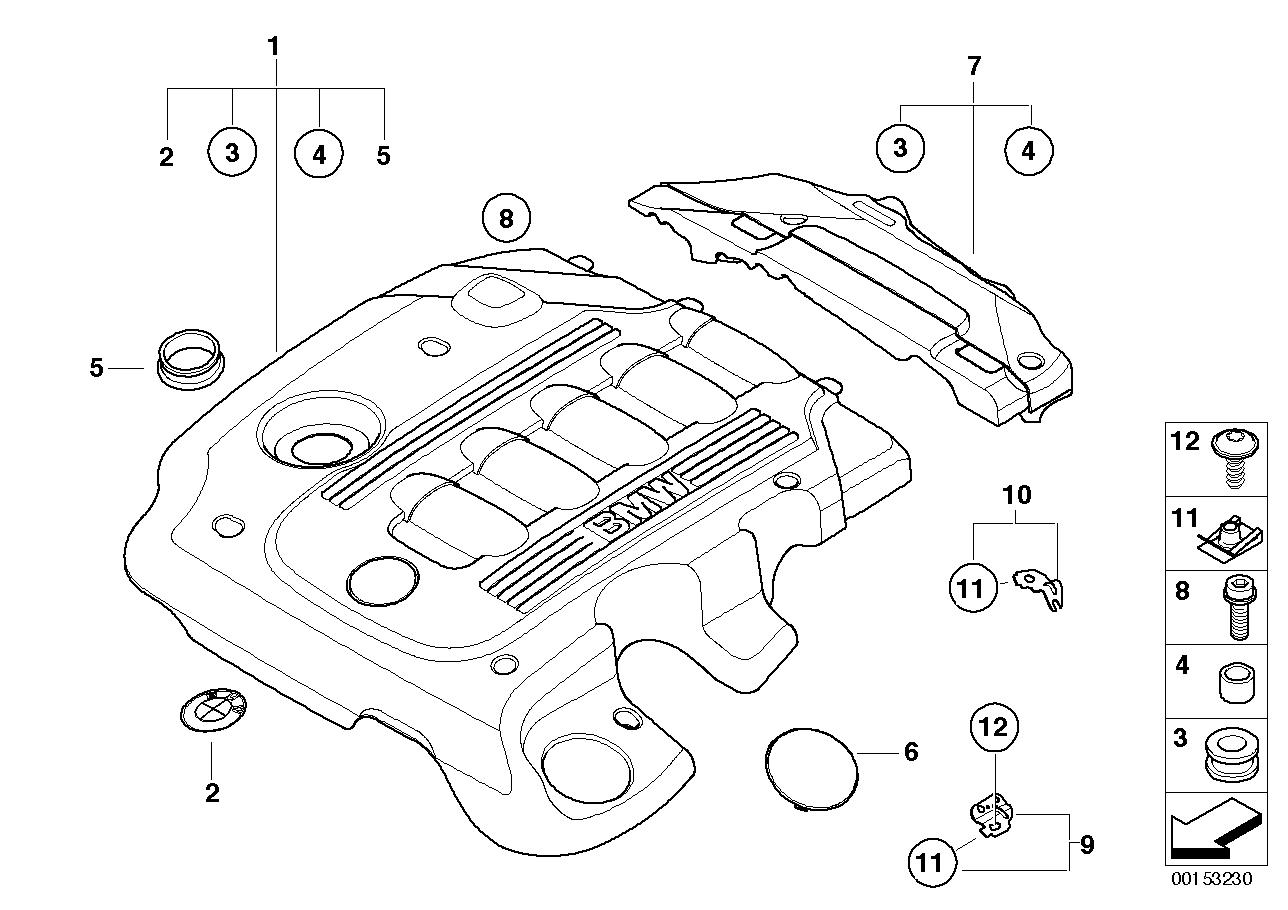 hight resolution of engine acoustics