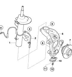 front spring strut carrier wheel bearing [ 1288 x 910 Pixel ]