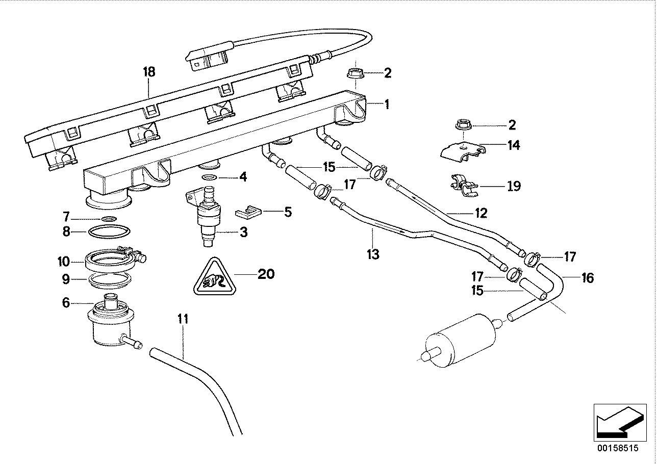 Bmw 325i Vacuum Hose Diagram
