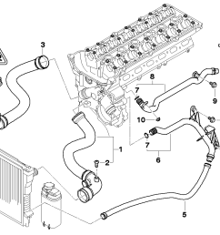 bmw 325i cooling system diagram wiring diagrams for bmw 325i coolant hose diagram bmw 325i hose diagram [ 1288 x 910 Pixel ]
