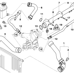 Bmw E46 Engine Diagram Briggs And Stratton Charging System Wiring Coolant Repair Scheme