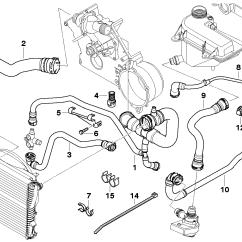 Bmw E46 Radiator Diagram Street Rod Wiring Realoem Online Parts Catalog