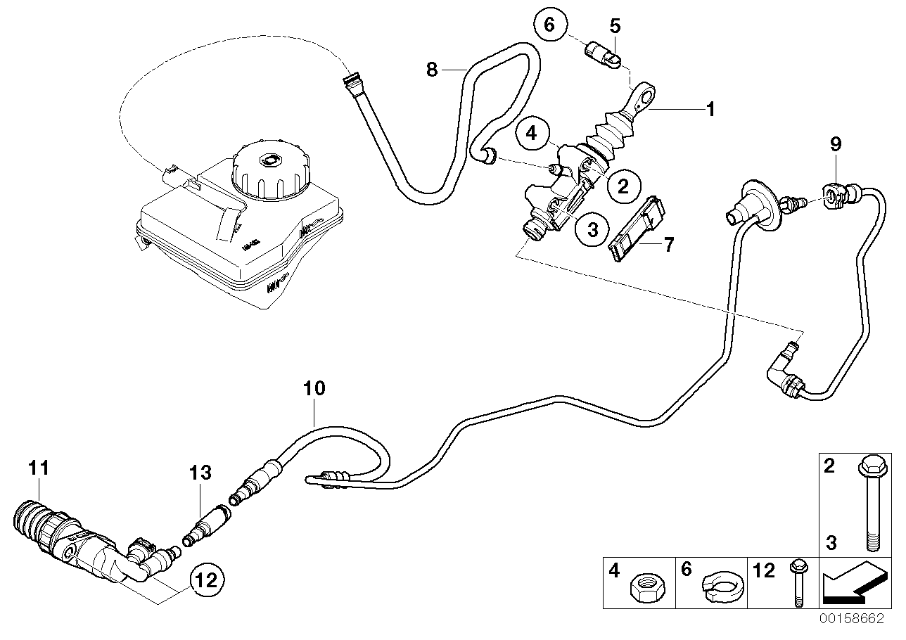 hight resolution of clutch control
