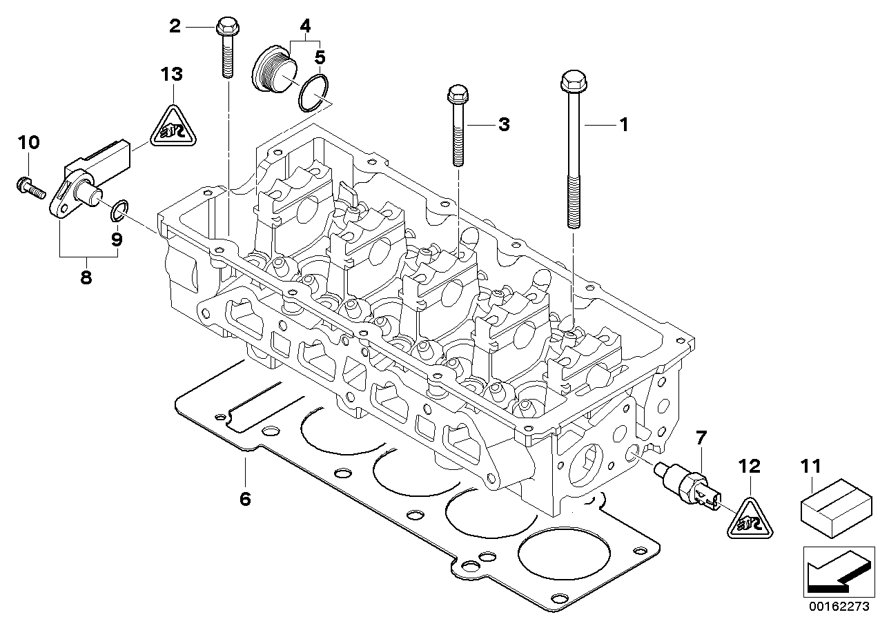 Engine Leak R53