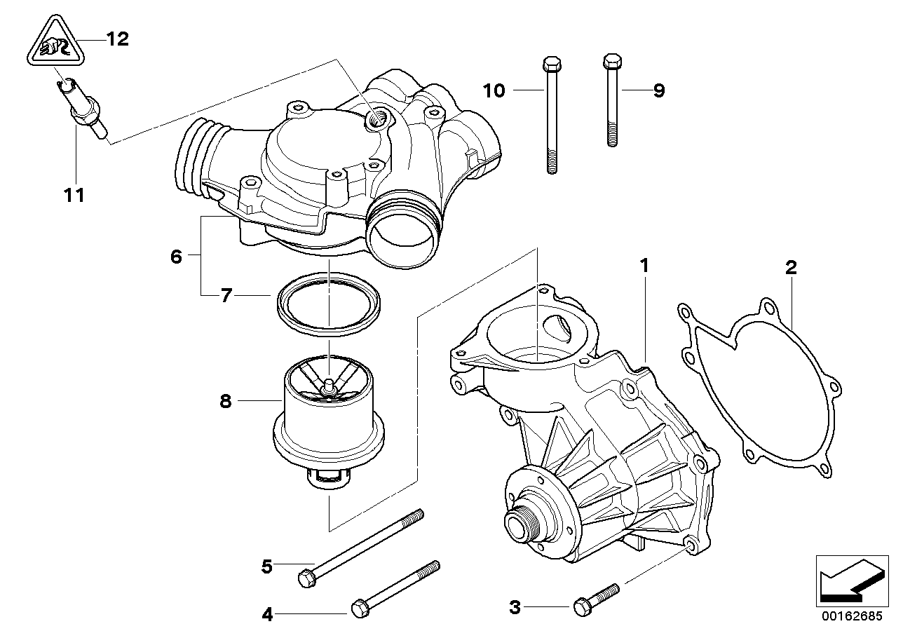 E39 Engine Diagram E39 525i Engine Diagram • Wiring
