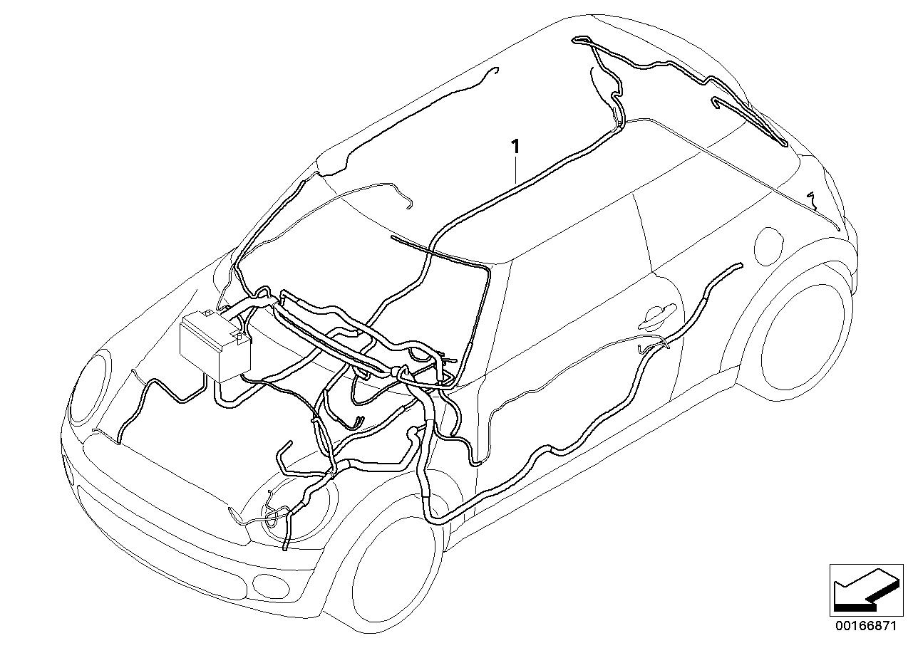 Main wiring harness