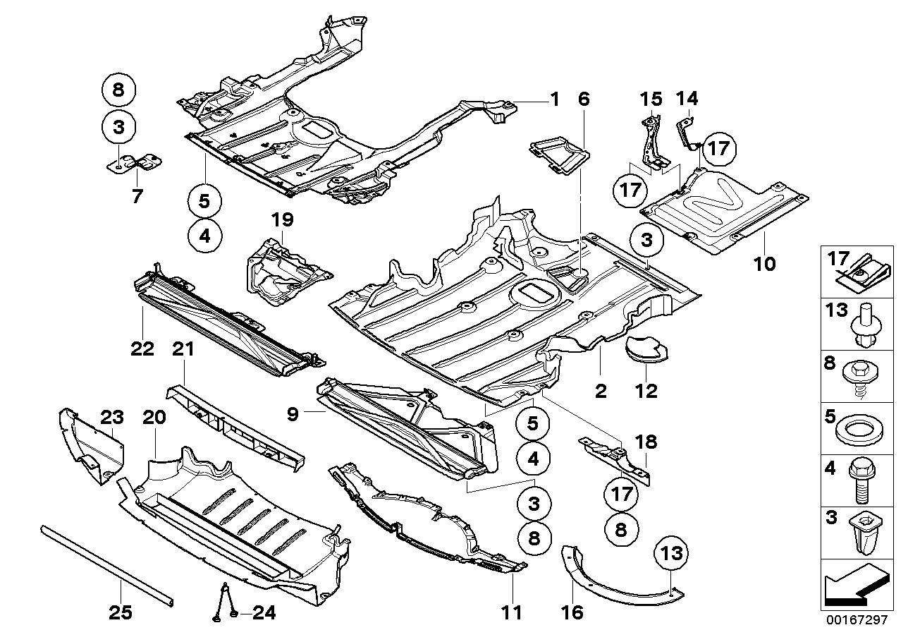 hight resolution of shield engine compartm underfloor panel