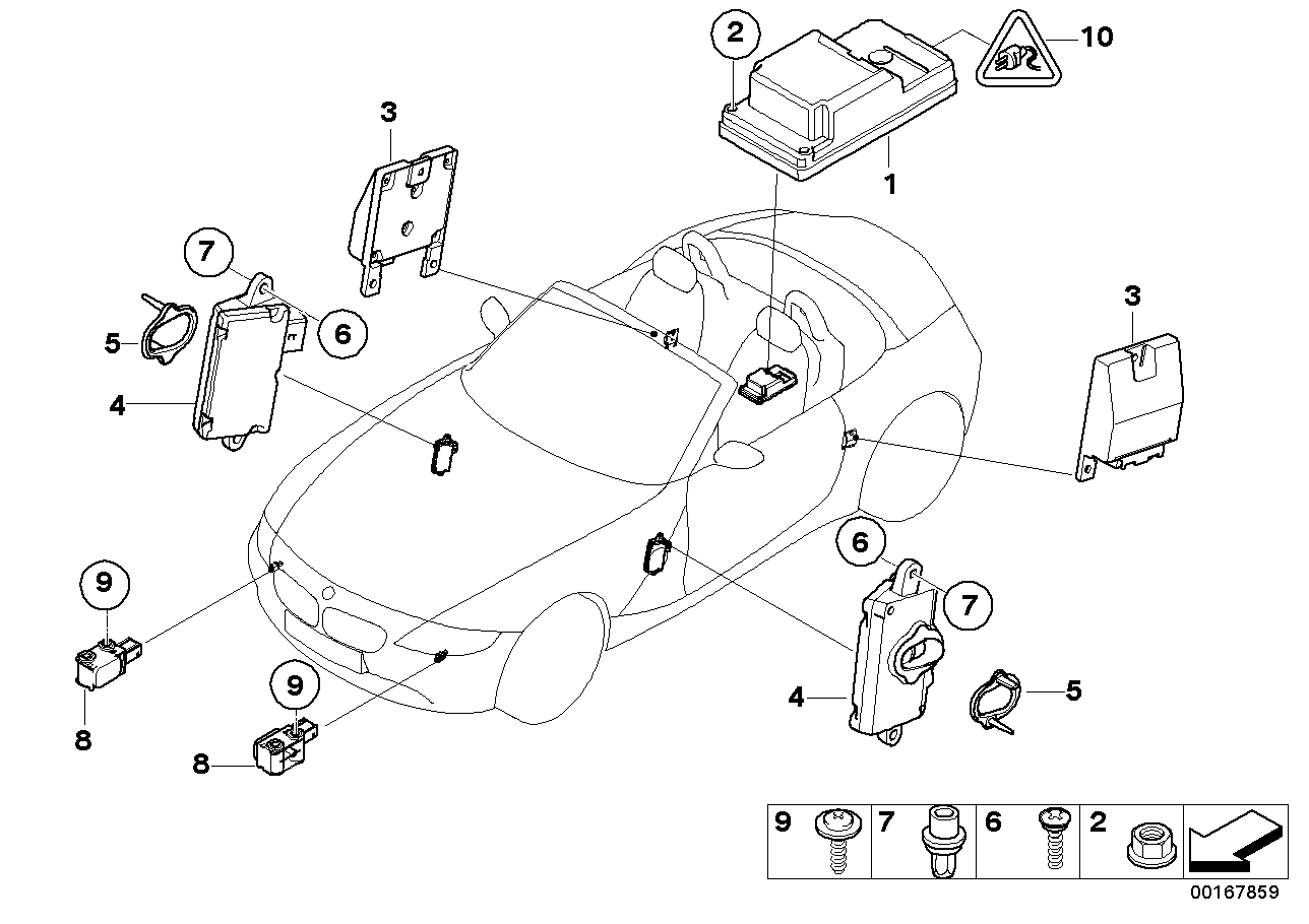 hight resolution of 05 bmw z4 airbag wiring diagram
