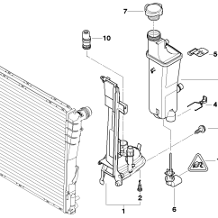 Bmw E46 Radiator Diagram Bass Guitar Wiring Diagrams Pdf Support Parts