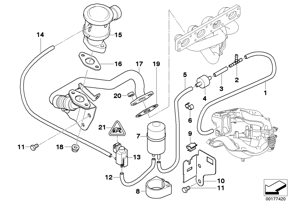 medium resolution of bmw e46 air intake diagram wiring diagram blog bmw e46 air intake diagram