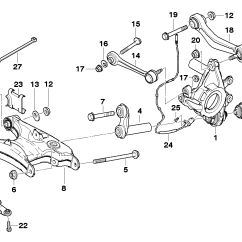 Bmw E39 Suspension Diagram Science Work Realoem Online Parts Catalog