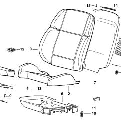 E46 M3 Seat Wiring Diagram Boolean Venn Realoem Online Bmw Parts Catalog