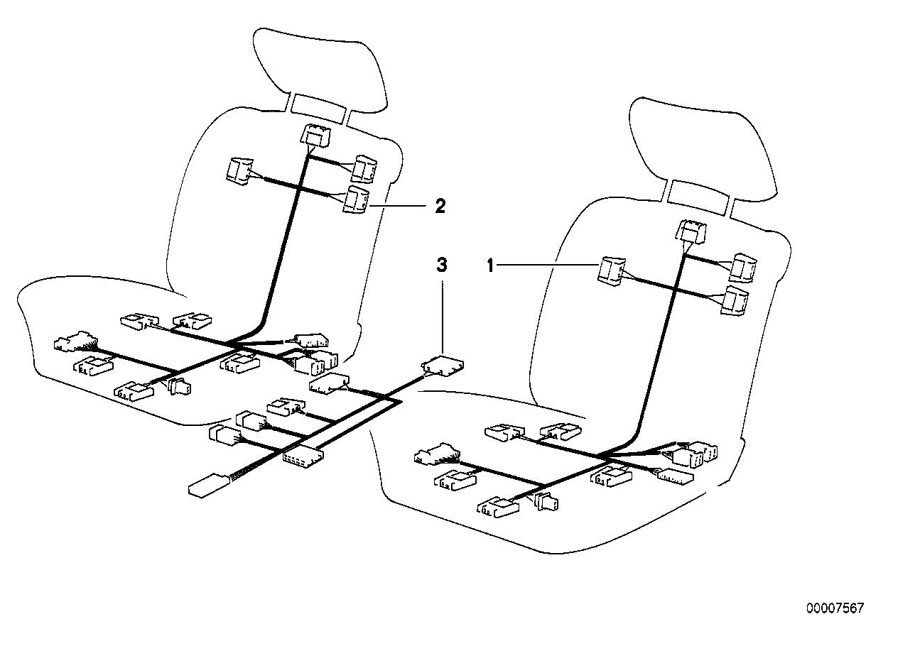 Bmw 328 Front Wiring