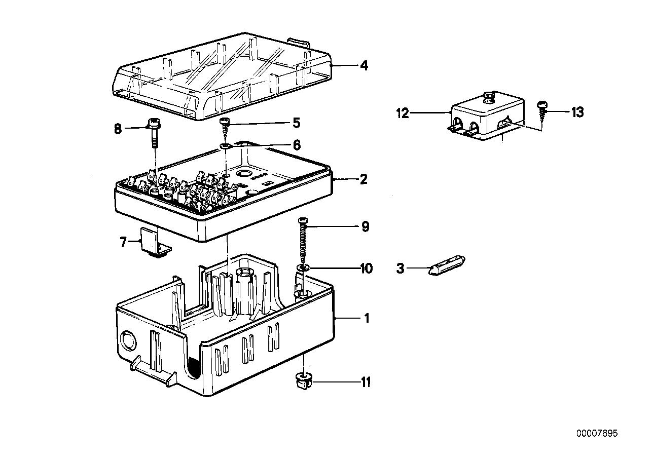 hight resolution of realoem com online bmw parts catalog fuse box