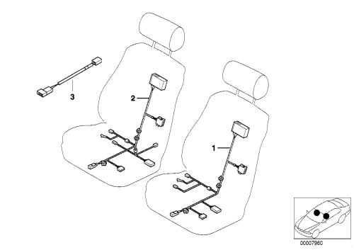 small resolution of wiring set seat