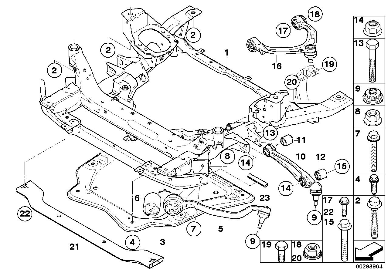 Replacing Upper A Arms Wishbones
