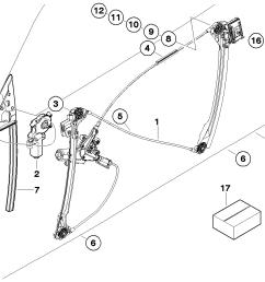 bmw e46 door diagram [ 1288 x 910 Pixel ]
