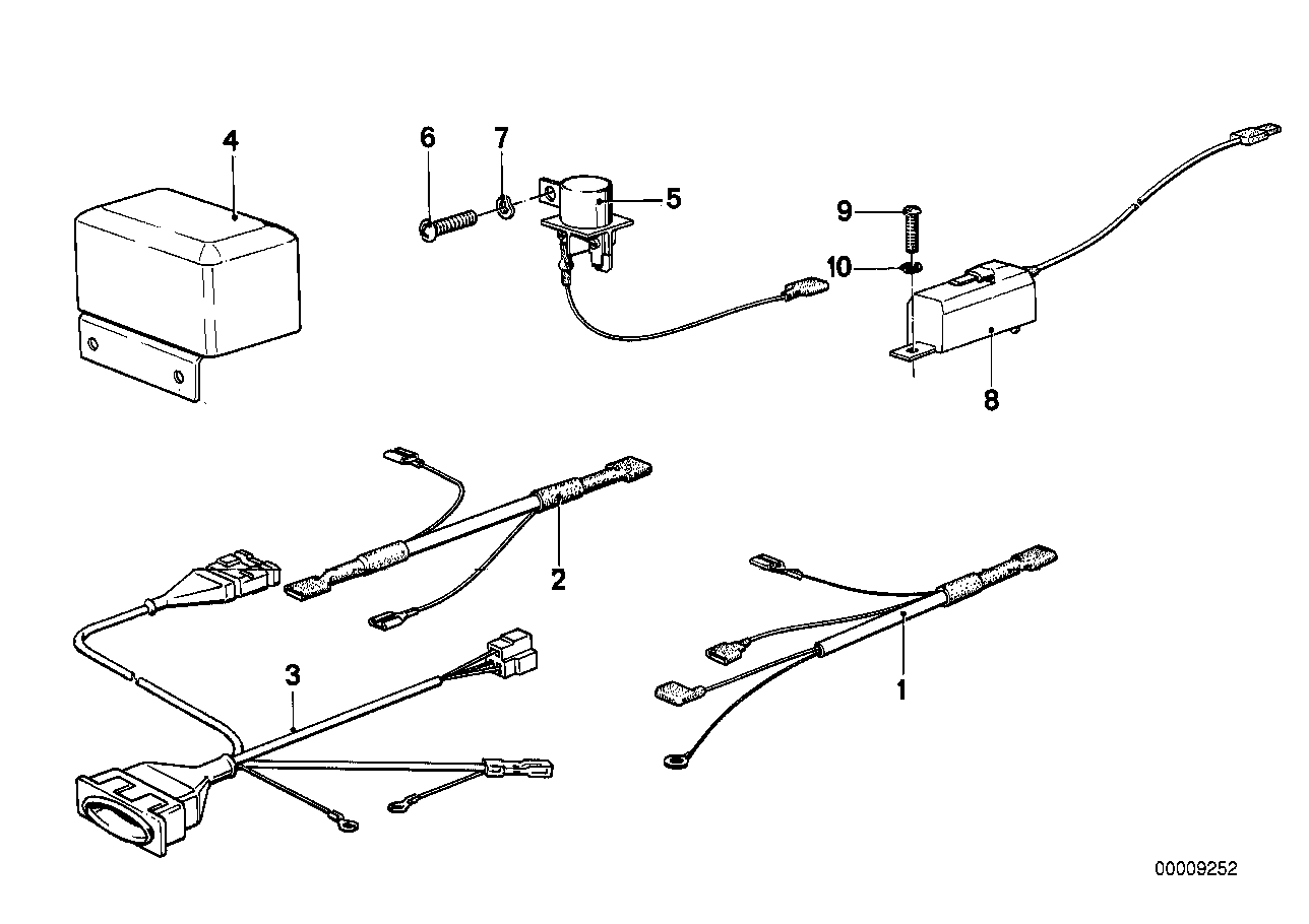 1980 Bmw R65 Wiring Diagram