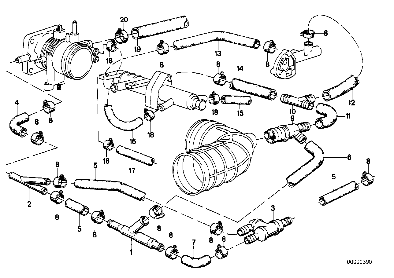 tags: #bmw e30 325is 1988 fuse#bmw e30 parts diagram#bmw 318i engine diagram#bmw  m42 engine diagram#bmw 325i engine diagram#bmw e30 exhaust part diagram#bmw