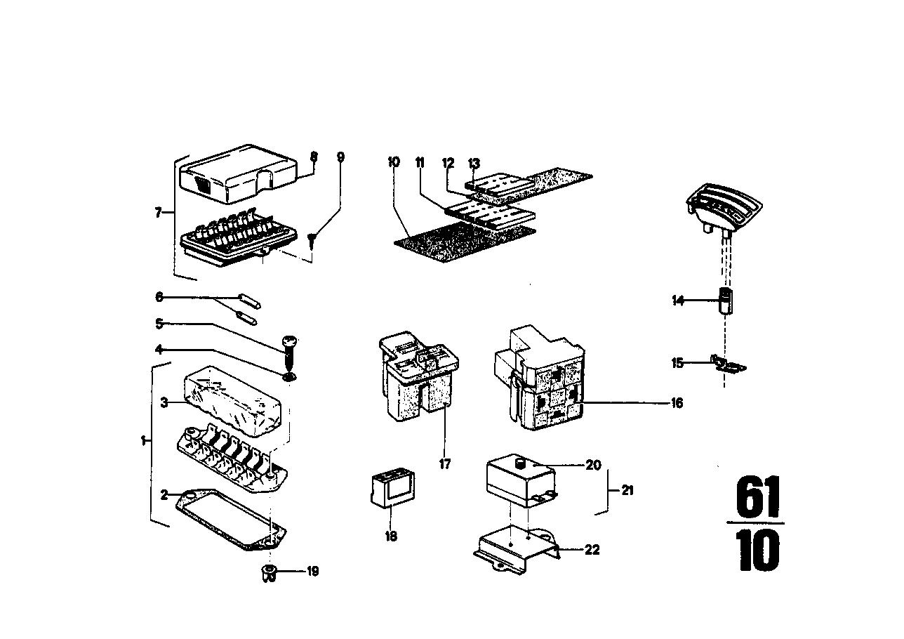 Bmw 2002 Fuse Box