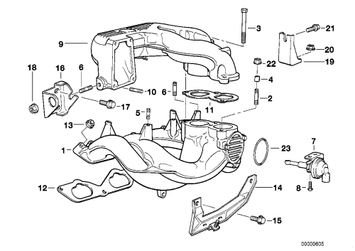 small resolution of intake manifold system
