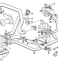 realoem com online bmw parts catalog heater hose diagram bmw hose diagram [ 1288 x 910 Pixel ]