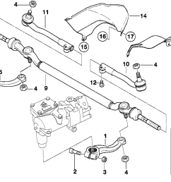 realoem com online bmw parts catalog bmw 325i parts diagram bmw 325i steering diagram [ 1288 x 910 Pixel ]