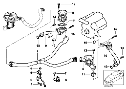Engine Lubrication System Block Diagram, Engine, Free