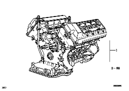 1999 Bmw 528i Engine Diagram