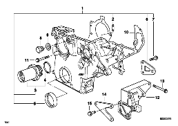 Bmw E36 Engine Diagram Water Hoses BMW 3 Series Engine