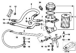 1999 Bmw 528i Engine Diagram