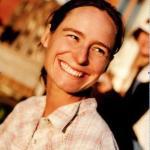 Zoe Bradbury of Valley Flora Farm headshot
