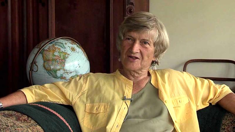 Joan Dye Gussow nutritional ecology