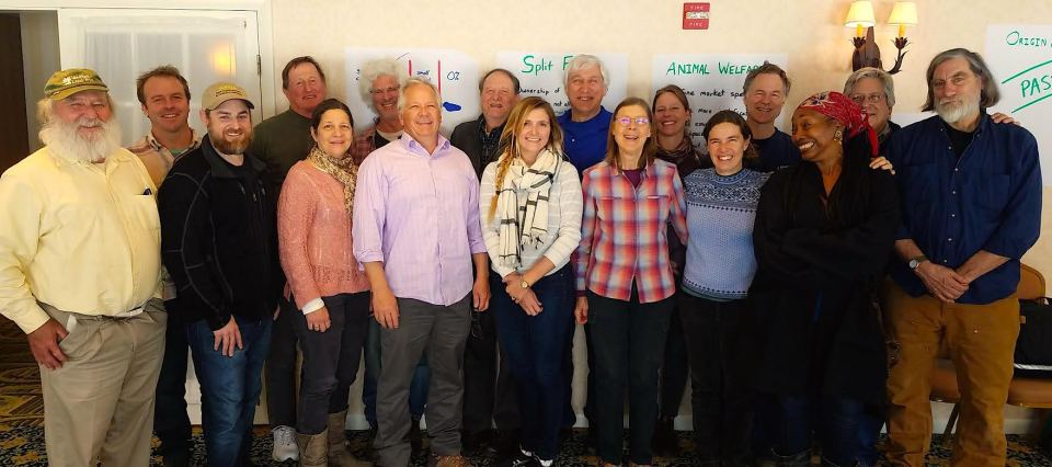 The Real Organic Project Standards Board in Fairlee, Vermont