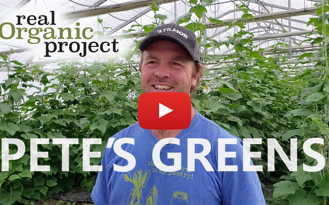 Pete's Greens video thumbnail