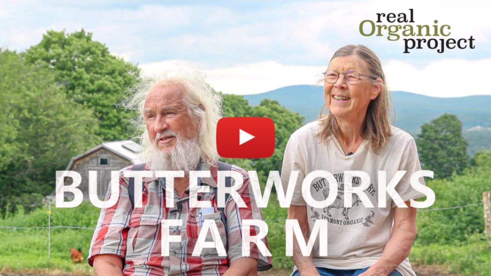 Butterworks Farm Know Your Farmer Video